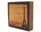 Vintage Paris - Art Block