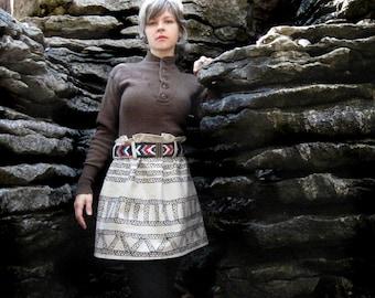 EARTH FOR LUNA skirt organic cotton