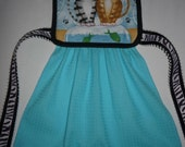 Reserved - Cat Lover's Apron