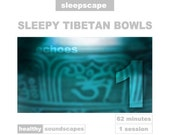 Tibetan Bowls Sleepscape Vol. 1 - Sleep Well (62 minutes)