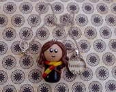 Hermione Clay Necklace