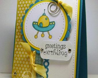 Greetings Earthlings