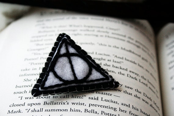 Deathly Hallows Pin