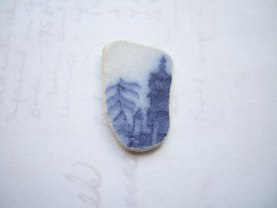 Tower in the Woods Sea Pottery SP746