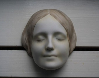 BOGO Sale L'Inconnue de la Seine Signed Fine Art Photograph Size 9.5 by 12