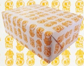 Wrapping paper by Ben Jones
