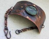 Copper Bracelet - Fortitude