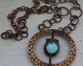 Copper Necklace - Vision