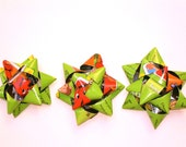 Green is Every Way - Gift Bows