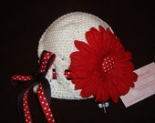 Charmers Ladybug hat