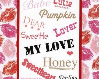 Sweet Valentine Card for Husband, Wife, Boyfriend, Girlfriend