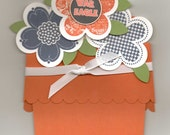 Beautiful Handmade Card / Stampin Up  / Auburn Tigers / War Eagle