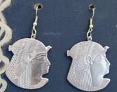 Egyptian Goddess Earrings