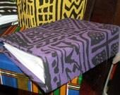 Small African  Print Photo Album- mudcloth print-Kwanzaa Gift