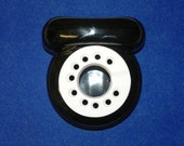 Vintage 70s Rotary Style Telephone Ash Tray