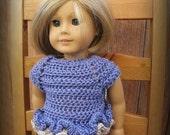 American Girl Doll Shirt Pattern