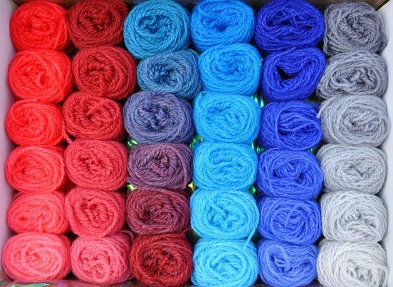 72 Color Yarn Design Set