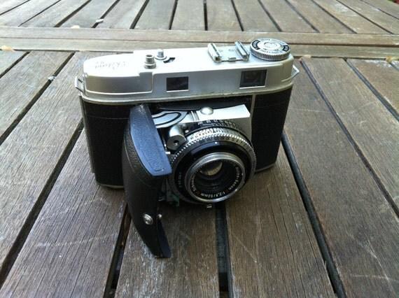 Vintage Retina IIc Camera
