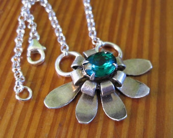 Vintage Renewal Sterling Necklace