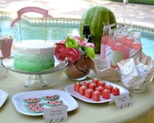 DIY Printable Party Collection - Endless Summer