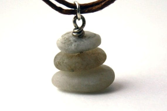 Cairn Stone Necklace
