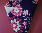 Floral Hanky