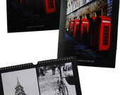 The Real London deluxe A3 Calendar