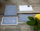 Wedding Invitation Suite (charming)
