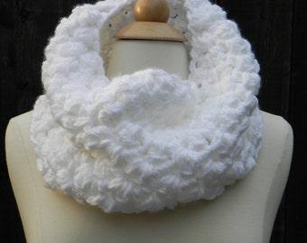 EASY crochet pattern, Chunky Cowl pattern, Thick Cowl Crochet pattern, Crochet Cowl Pattern, Easy Cowl Pattern DIY