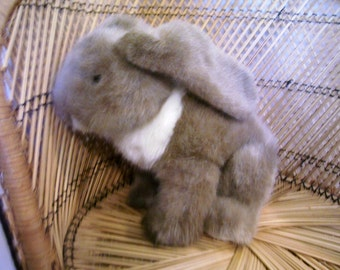 Bunny 1989 Gund Large Lop Ear Rabbit Plush Stuffed Animal ON SALE
