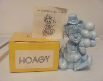 "Vintage Mosser ""All the World Loves a Clown"" Hoagy"