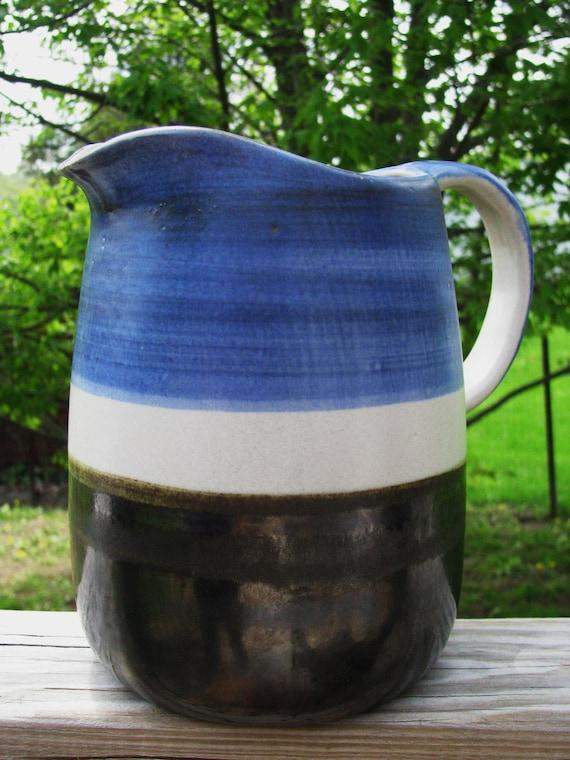 Chatham Potters 'Anthony' Stoneware Pitcher