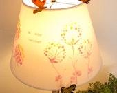 Romantic message Lamp decor