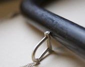 IN STOCK! Blingin Bike Lock Necklace
