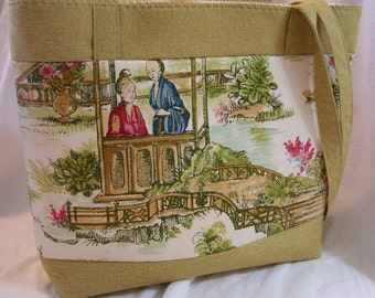 Gardens and Gazebos Tote Bag