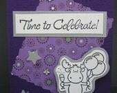 A Moose Birthday Celebration