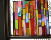 Stained Glass Window Multi-Color