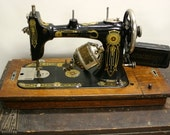 Vintage Western Electric Sewing Machine Late 1800's