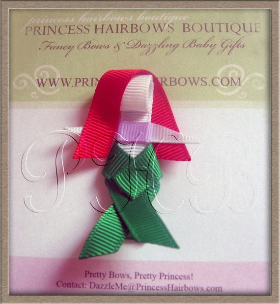 princess hair clip inspired by disney birthdays and baby showers