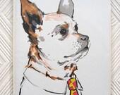 Bob - Original Dog Illustration