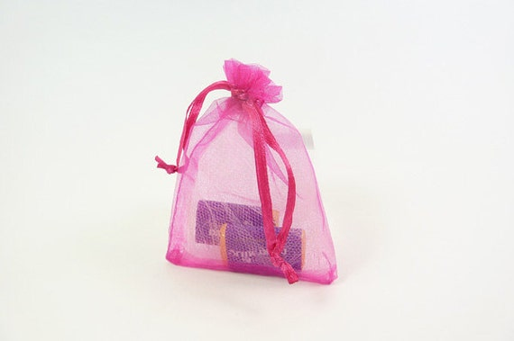 Custom listing for Laura 10 mixed organza favour bags.