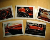 1957 Chevy Bel Air Blank Note Cards