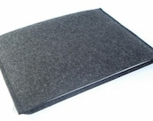 Macbook Pro 15 Sleeve - 100% Merino Wool - Charcoal - Landscape