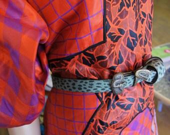 70's Diane Freis Couture Dress