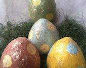 PDF Primitive Easter Egg Bowl Fillers  E-Pattern OFG FAAP