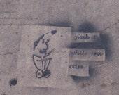arrested development graffiti photograph