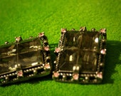 "RESERVED--Vintage ""Annette"" Earrings"