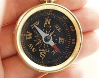 20 pcs 38 mm Brass Compass express shipping 3-4 days