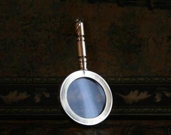10 pcs 57mm nautical Handling Brass Magnifier