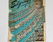1946 Edgings Crochet Booklets, Star Book No 41